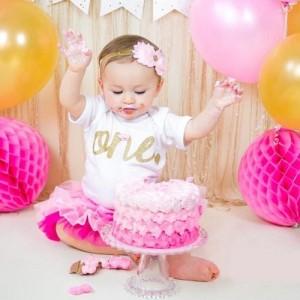 1 Yaş Doğum Günü Kız