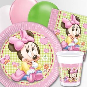 1 Yaş Minnie Mouse