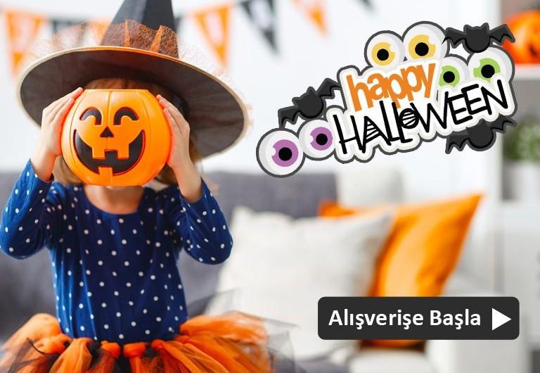 Halloween Cadılar Bayramı Parti Malzemeleri