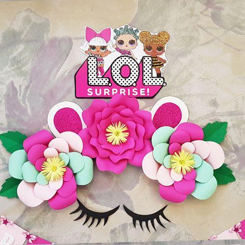 LOL Bebek Kağıt Çiçek Seti, fiyatı