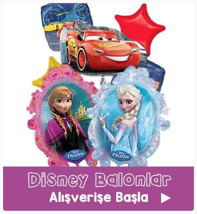 Disney Balonlar