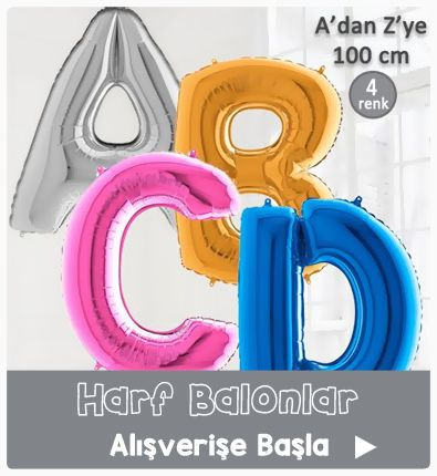 Harf Balonlar