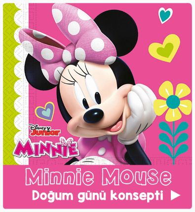 Minnie Mouse partisi