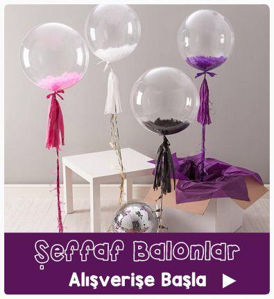 Şeffaf Balonlar