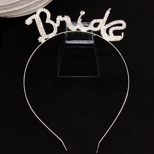 Bride Metal Taç Swarovski Taşlı - Model 2, fiyatı