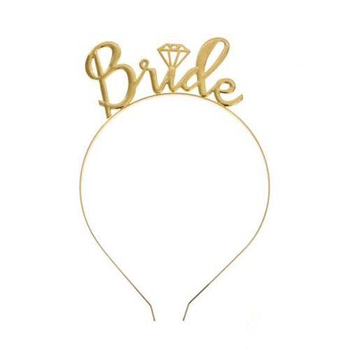 Bride Metal Taç Gold, fiyatı