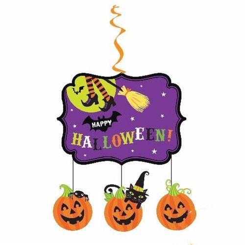Cadılar Bayramı Hallowen Büyük Tavan Süs, fiyatı