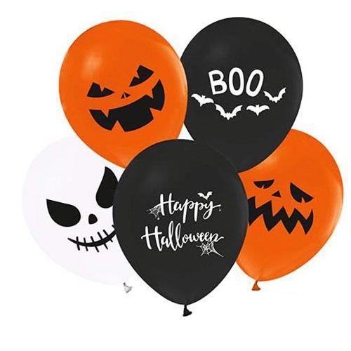 Cadı Bayramı Halloween Balon 10 adet, fiyatı