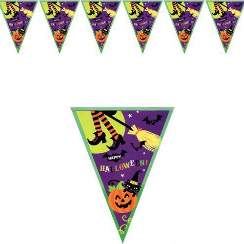 Halloween Cadılar Bayramı Bayrak Set 2 metre