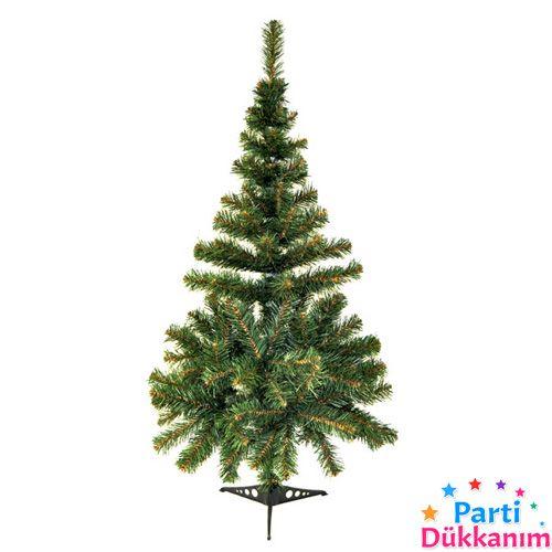 Yılbaşı Çam Ağacı 120 cm - 138 Dallı KUTULU, fiyatı