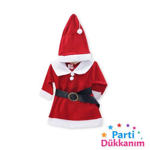 Kız Çocuk Noel Kostümü, fiyatı