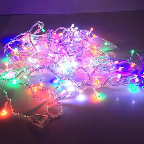 Karışık Renk Hareketli Led Işık Eklemeli 10 metre, fiyatı