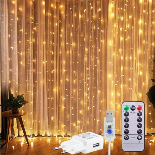 Peri Led Işık Kumandalı Askılı Adaptörlü Usb Girişli Gün Işığı 250x250 cm, fiyatı