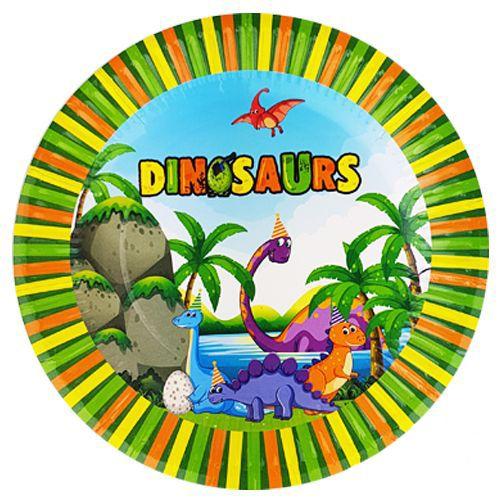 Dinozor Tabak (8 Adet), fiyatı