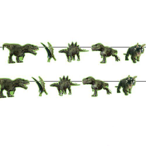 Jurassic Dekoratif Banner 2.50 metre, fiyatı