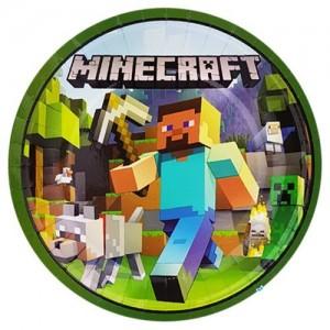 Minecraft Partisi