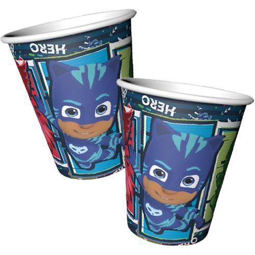 Pijamaskeliler Bardak (8 Adet), fiyatı
