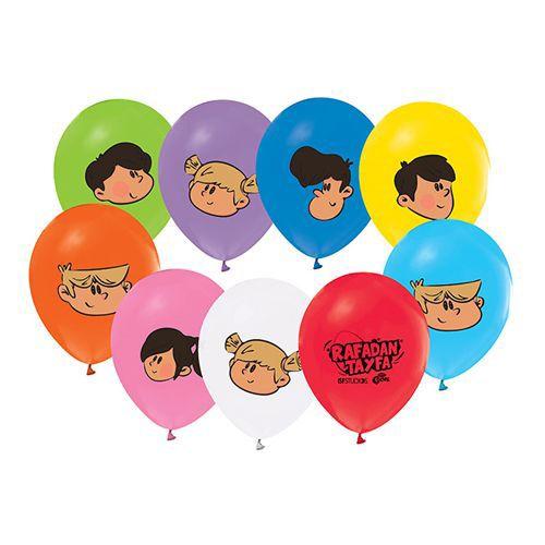 Rafadan Tayfa Balon 10 adet, fiyatı
