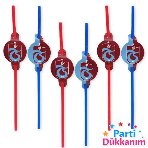 Trabzonspor Pipet (6 Adet), fiyatı