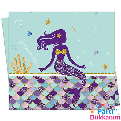 Deniz Kızı Masa Örtüsü (120x180) cm, fiyatı