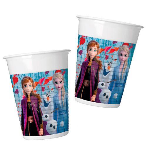 Frozen 2 Bardak (8 Adet), fiyatı
