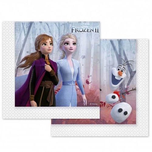 Frozen 2 Peçete (20 Adet)