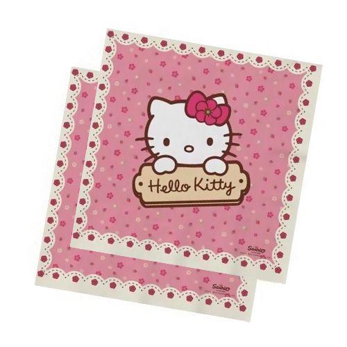 Hello Kitty Peçete16 adet, fiyatı