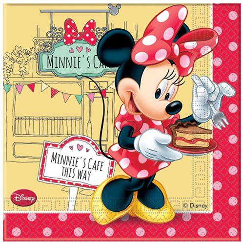 Minnie Mouse JAM Peçete (20 Adet), fiyatı