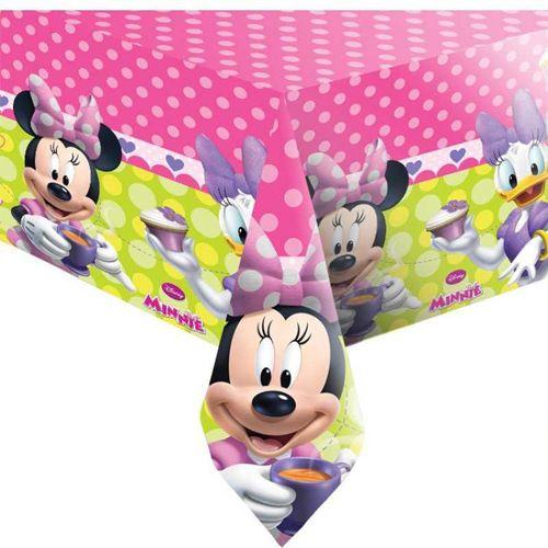 Minnie Mouse Masa Örtüsü 120*180 cm, fiyatı