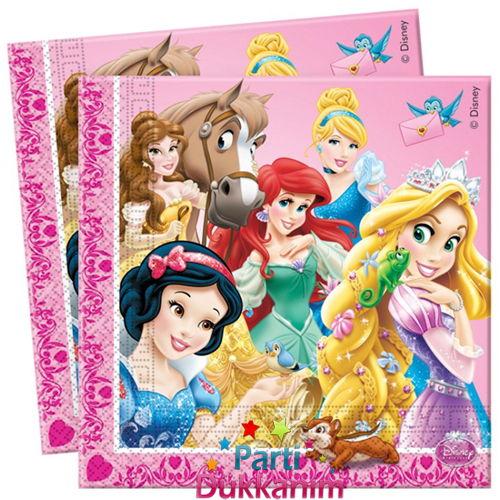 Prensesler Peçete 20 adet, fiyatı