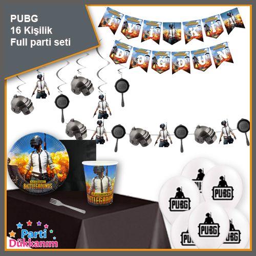 PUBG 16 Kişilik Ekonomik Parti Seti, fiyatı