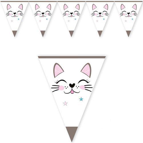 Miss Cat Kedi Flama Bayrak 3.20 Metre, fiyatı