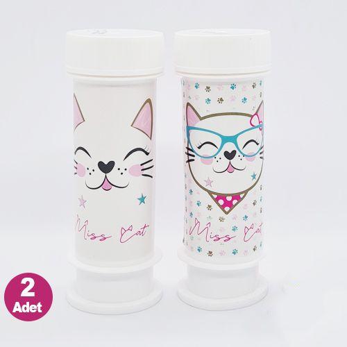 Miss Cat Kedi Köpük Baloncuk (2 Adet), fiyatı
