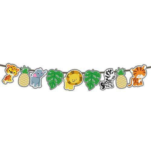 Safari Dekoratif Banner (165*20 cm), fiyatı