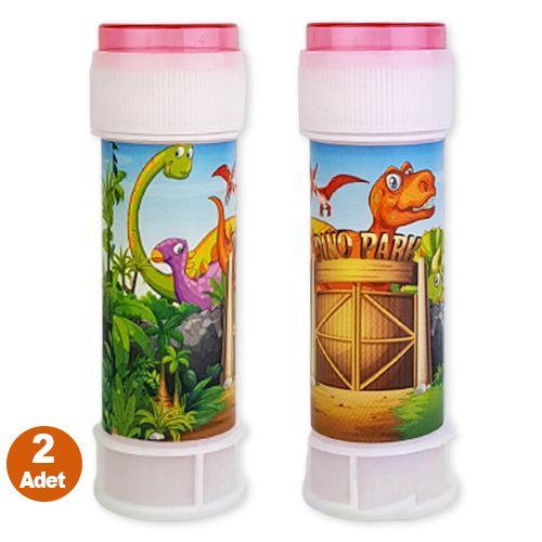 Dinozor Köpük Baloncuk 2 adet, fiyatı
