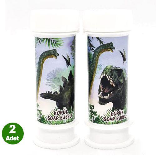 Jurassic Dinosaur Köpük Baloncuk 2 adet, fiyatı