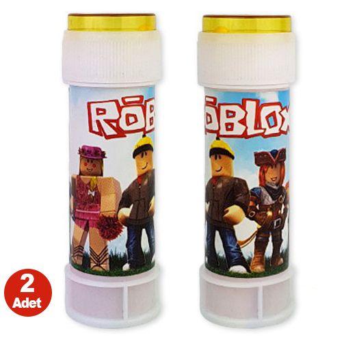 Roblox Hediyelik Köpük Baloncuk 2 adet, fiyatı