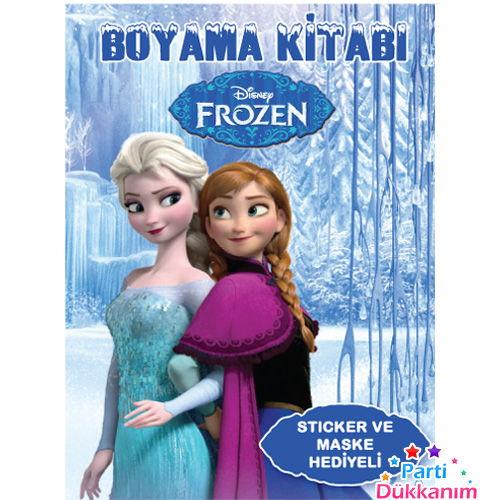 Frozen Boyama Kitabı Pembe (16 Sayfa), fiyatı