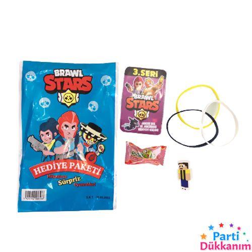 Brawl Stars Sürpriz Hediye Paketi, fiyatı