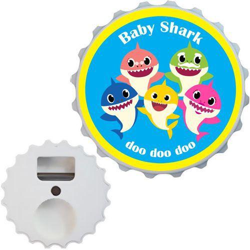 Baby Shark Açacak Magnet 7cm, fiyatı