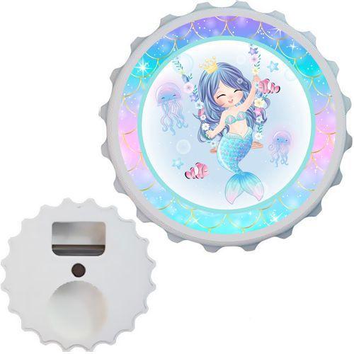Deniz Kızı Little Açacak Magnet 7cm, fiyatı