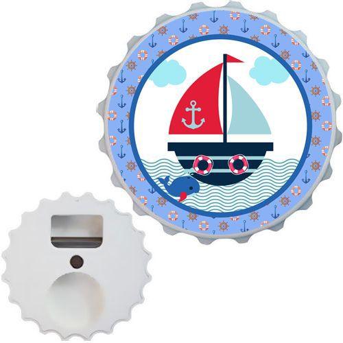 Denizci Temalı Açacak Magnet 7cm, fiyatı