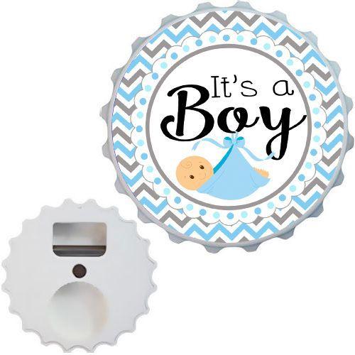İt's A Boy Açacak Magnet 7cm, fiyatı
