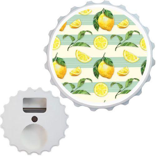 Limon Temalı Açacak Magnet 7cm, fiyatı