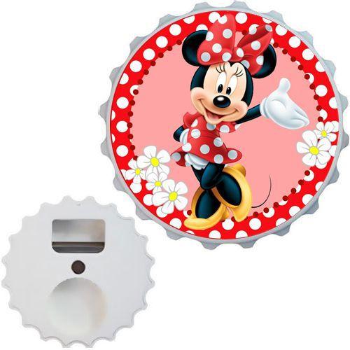 Minnie MouseKırmızı Açacak Magnet 7cm, fiyatı