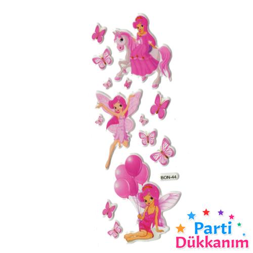 Peri Prenses Sticker 7x17 cm, fiyatı