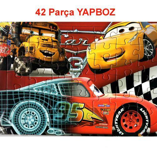 Cars Yapboz (31x22cm), fiyatı
