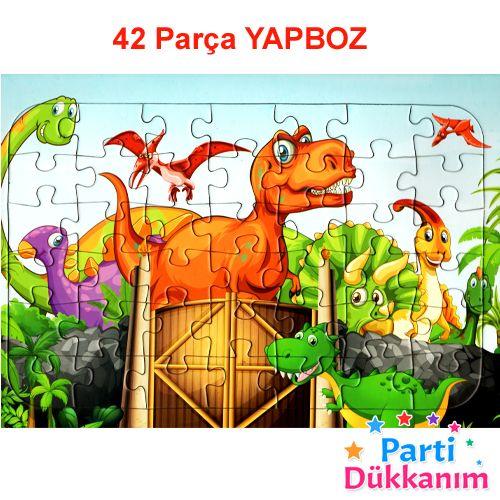 Dinozor Yapboz (31x22cm), fiyatı