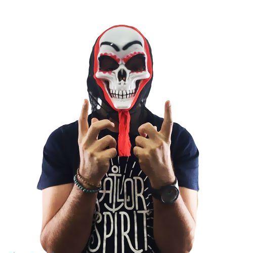 İskelet Surat Pelerinli Korku Maske, fiyatı