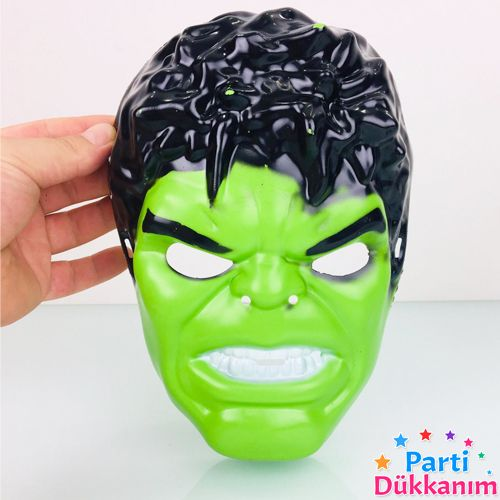 Hulk Plastik Maske, fiyatı